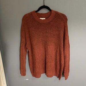 Worn Once, American Eagle Burnt orange sweater